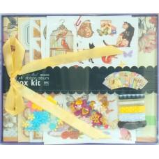 Фотоальбом Scrap kit 8х8 SRA002 605171