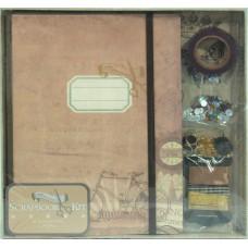 Фотоальбом EnoGreeting ScrapBook kit SCC004 605805