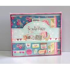 Фотоальбом Scrap kit 8х8 Sweet life 605799