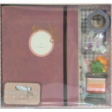 Фотоальбом EnoGreeting ScrapBook kit SCC003 605805