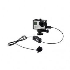 BOYA BY-GM10 microphone Lavalier mic for GoPro Hero 4C3+, 3