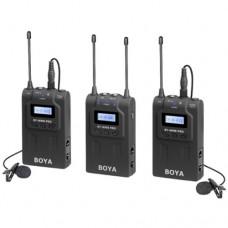 BOYA BY-WM8 pro  K2 Wireless microphone system