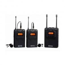 BOYA BY-WM8  Wireless microphone system