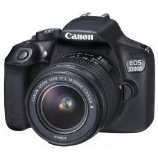 Фотоаппарат Canon EOS 1300D Kit 18-55 DC III