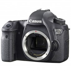 Фотоаппарат Canon EOS 6D Mark (WG) Body