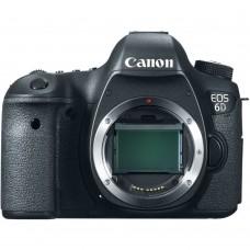 Фотоаппарат Canon EOS 6D body Wi-Fi