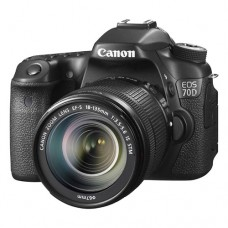 Фотоаппарат Canon EOS 70D kit EF-S 18-135 IS STM