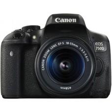 Фотоаппарат Canon EOS 750D kit EF-S 18-55 DCIII