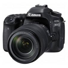 Canon EOS 80D kit 18-135 nano USM