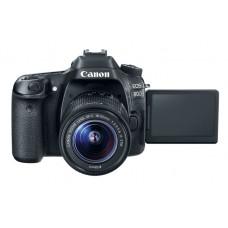 Canon EOS 80D 18-55mm STM