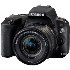 Canon EOS 200D 18-55 IS STM kit