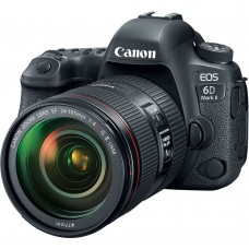 Canon EOS 6D Mark II kit 24-105mm/f4L IS II