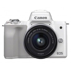 Canon EOS M50 kit (15-45mm) IS STM White
