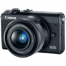Canon EOS M100 15-45mm IS STM Black