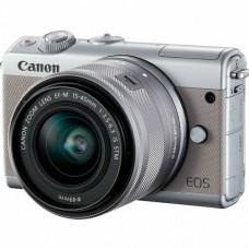Canon EOS M100 15-45mm IS STM Gray