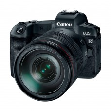 Canon EOS R kit with RF 24-105mm F4L IS USM