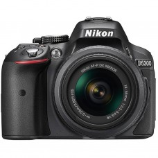 Nikon D5300 Kit AF-S 18-55 DX f3.5-5.6 G ED VR II (Black) (оф)