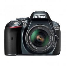 Nikon D5300 Kit AF-S 18-55 DX f3.5-5.6 G ED VR II (Grey)
