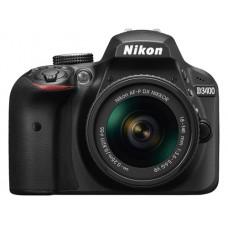 Фотоаппарат Nikon D3400 Kit 18-140 VR