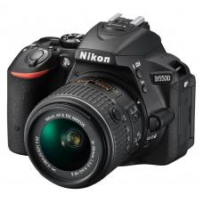 Nikon D5500 Kit AF-P 18-55 VR II (Black)