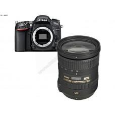 Фотоаппарат Nikon D7100 kit  AF-S 18-200 VR II