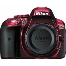 Nikon D5300 Body (Red)