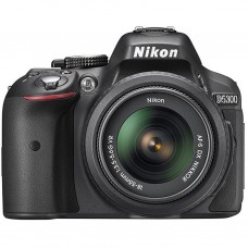Nikon D5300 kit AF-P 18-55  Non-VR