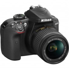 Фотоаппарат D3400 AF-P 18-55 Non-VR