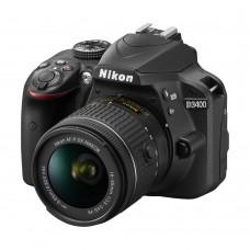 Фотоаппарат Nikon D3400 AF-P 18-55 VR