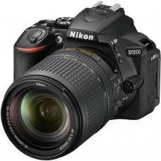 Nikon D5600 Kit AF-S 18-140mm VR AF-S Black
