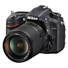 Фотоаппарат Nikon D7100 Kit AF-S 18-140 VR