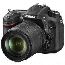 Фотоаппарат Nikon D7200 kit AF-S 18-105 VR