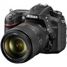 Фотоаппарат Nikon D7200 Kit AF-S 18-300mm f/3.5-6.3 VR