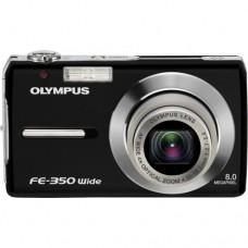 Фотоаппарат OLYMPUS FE-350 WIDE Black