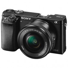 Sony Alpha 6000 Kit 16-50 + 55-210mm  Black