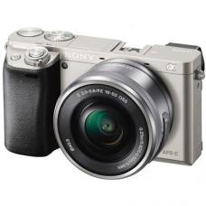 Sony Alpha 6000 Kit 16-50mm Silver