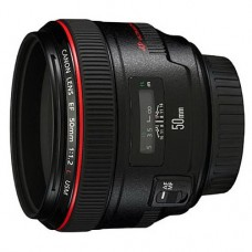 Canon EF 50mm f 1.2 L USM
