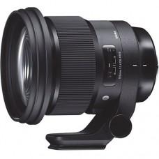 Объектив Sigma AF 105/2.8 EX DG Macro HSM for Nikon