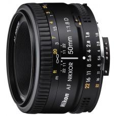 Объектив Nikon AF 50 mm f 1.8D Nikkor