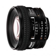 20mm f/2.8D AF Nikkor