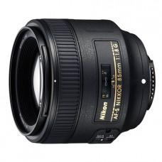 Объектив 85mm f/1.8G AF-S Nikkor