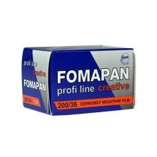 Фотопленка Fomapan 200 Creative 135-36(B/W)