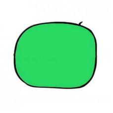 Фон Falkon на пружине 158х193 см зеленый (Chroma Key)