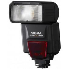 Sigma EF-530 DG Super NA-ITTL F/Nikon